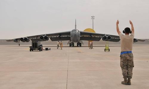 Căn cứ không quân 10.000 binh sĩ Mỹ đặt ở Qatar