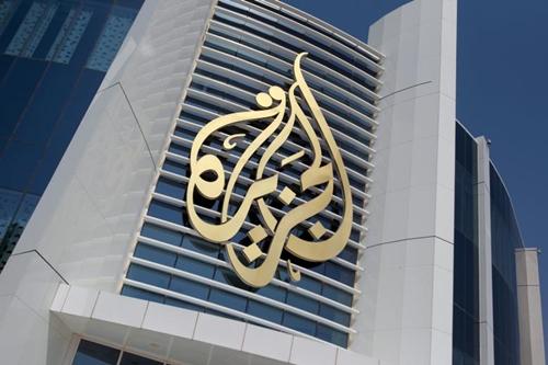 Trụ sở Al-Jazeera tại Doha, Qatar. Ảnh: Reuters