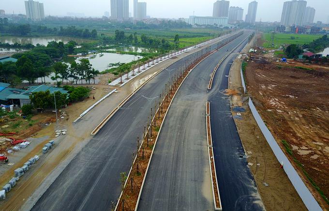Tuyến đường 1.500 tỷ kết nối 3 quận Hà Nội: Hà Đông, Thanh Xuân, Hoàng Mai Đường Nguyễn Xiển - Xa La con đường nghìn tỷ kết nối 3 quận của Hà Nội