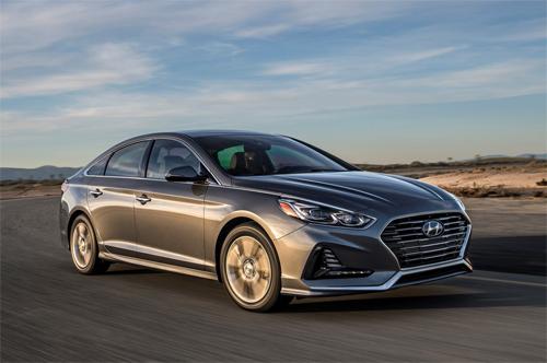 Hyundai Sonata ra mắt phiên bảnnâng cấp giá bán  từ 22.000 USD