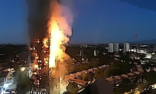 Người chung cư sợ lửa