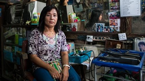 Canh khon cung cua nhung nguoi vay nang lai o Myanmar