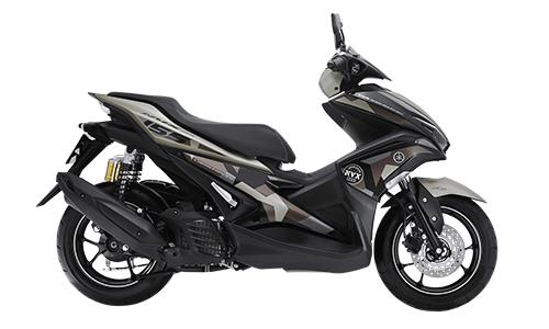 Yamaha NVX 155 Camo phiên bản đặc biệt giá hơn 50 triệu đồng quá đẹp