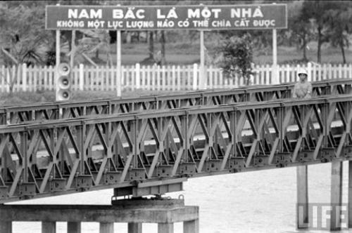 Cầu Hiền Lương, sông Bến Hải thuộc tỉnh nào? - ảnh 1