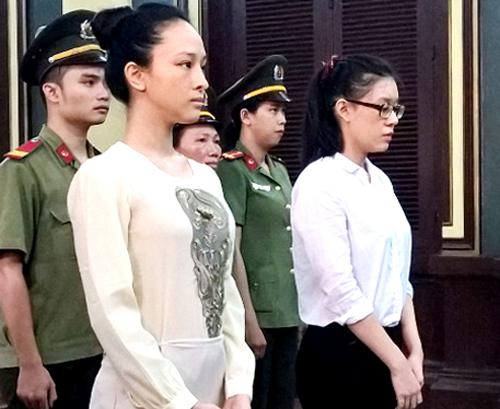 Hoa hậu Phương Nga được 3 luật sư bảo vệ