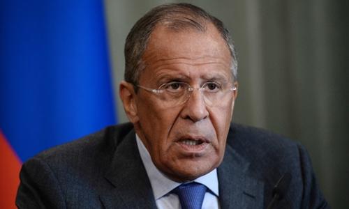 Nga kêu gọi Mỹ tôn trọng chủ quyền Syria sau vụ hạ chiến đấu cơ