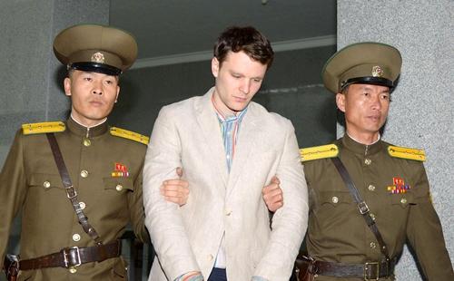 Sinh viên Mỹ được Triều Tiên thả đã tử vong