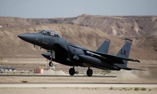 Mỹ bố trí lại phi cơ ở Syria sau vụ bắn hạ Su-22 của Damascus
