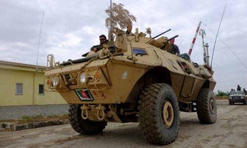 Mỹ cung cấp thiết giáp, tên lửa cho phe nổi dậy Syria