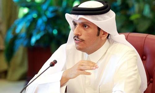 Qatar chỉ đàm phán nếu các nước láng giềng bỏ phong tỏa