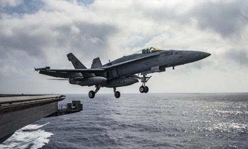 Bắn hạ cường kích Syria, Mỹ có thể châm thùng thuốc súng Trung Đông