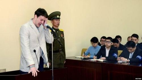 Ngoại trưởng Mỹ kêu gọi Triều Tiên thả ba công dân
