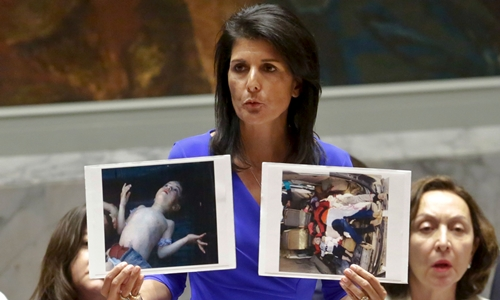 Mỹ tố Syria lên kế hoạch dùng vũ khí hóa học