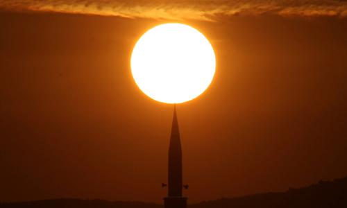 Lợi dụng Mặt Trời để truyền video giữa các sao