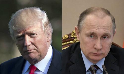 Những chủ đề trong cuộc gặp 'định hình thế giới' Trump-Putin