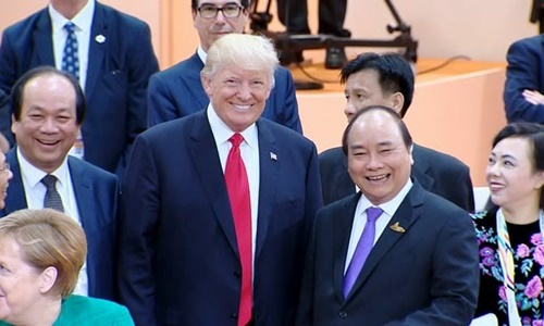 Tổng thống Mỹ khẳng định sẽ thăm Việt Nam trong tháng 11