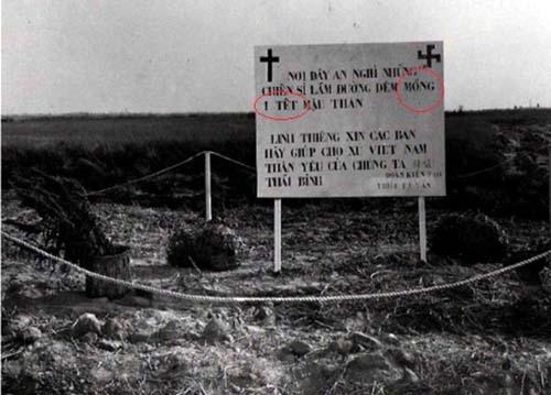 Tìm mộ 600 liệt sĩ trong sân bay Tân Sơn Nhất từ một bức ảnh