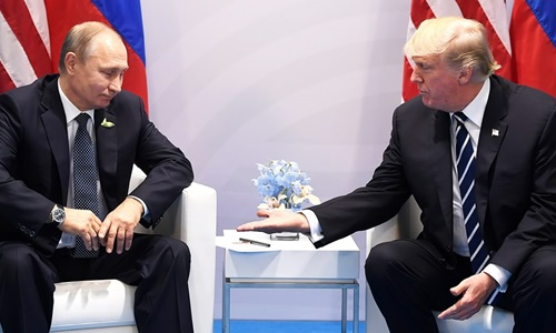 Chiến thắng cho Putin trong lần đối mặt đầu tiên với Trump