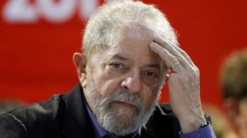 Cựu tổng thống Luiz Inacio Lula da Silva. Ảnh: Reuters