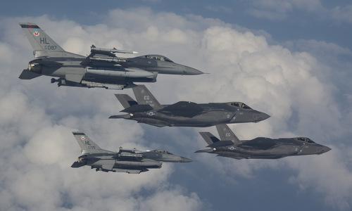 Hành trình phục hận của bại binh F-35 sau trận thua F-16