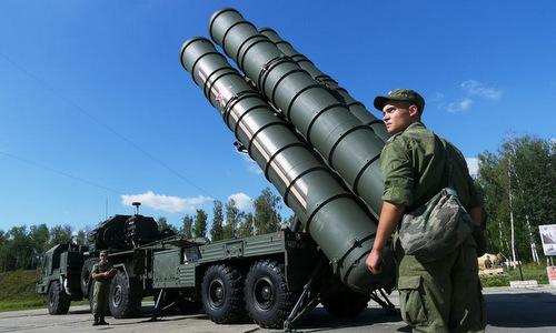 Thổ Nhĩ Kỳ có thể chi 2,5 tỷ USD mua tên lửa S-400 Nga