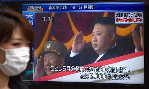 Người đàn ông Nhật xây hầm phòng tên lửa hạt nhân Triều Tiên