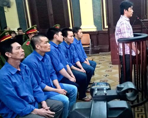 Giang hồ Tý Điên được trả tự do tại tòa