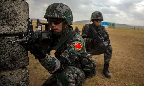 Lý do Trung Quốc cắt giảm quá nửa quân số thường trực