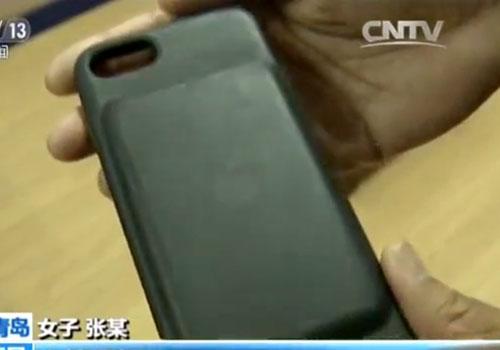 Hành khách Trung Quốc xô đẩy an ninh sân bay vì sạc điện thoại