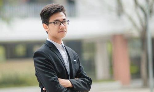 Nam sinh đạt huy chương vàng Hóa trúng tuyển 3 đại học quốc tế