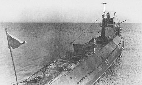 Nga phát hiện tàu ngầm mất tích 76 năm