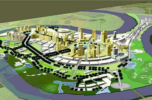 Khu đô thị sinh thái 30.000 tỷ ở TP HCM 'lỗi hẹn'
