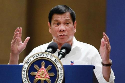 Tổng thống Philippines Rodrigo Duterte. Ảnh: Philstar.