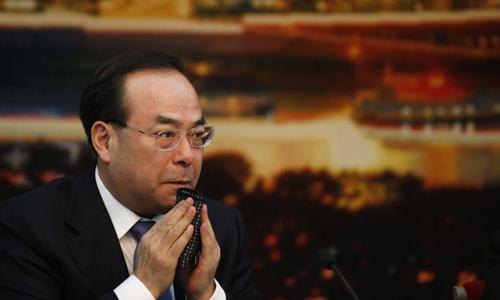 Tôn Chính Tài - ngôi sao hết thời trên chính trường Trung Quốc