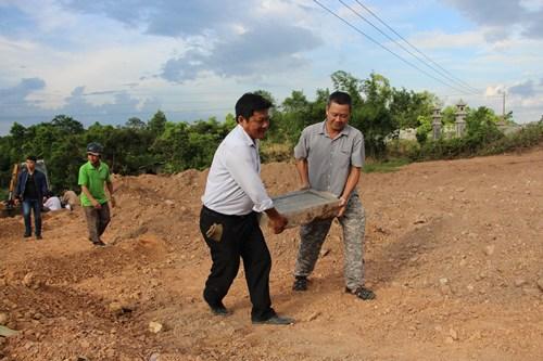 Nguyễn Phước Tộc kiện công ty san ủi lăng mộ vợ vua - Ảnh minh hoạ 2