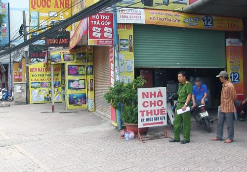 Quản lý trung tâm điện máy ở Sài Gòn bị nhân viên đâm chết