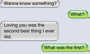 Tin nhắn tiếng Anh hài hước về tình yêu