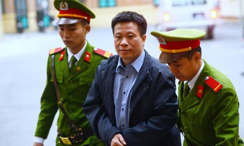 Truy tố ông Hà Văn Thắm tội tham ô tài sản
