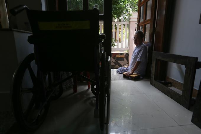 Cuộc sống tuổi 80 của thiếu tá tình báo 6 lần bị cưa chân