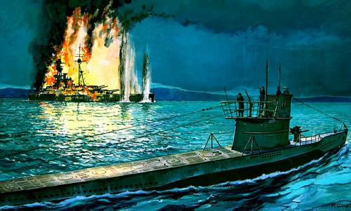 Trận tập kích táo bạo của tàu ngầm Đức vào căn cứ Anh năm 1939