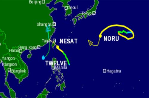 Nhiều chuyến bay đến Đài Loan bị hủy do bão - Ảnh minh hoạ 2