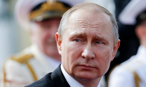 Đáp trả Mỹ, Putin yêu cầu Washington cắt giảm 755 nhân viên ngoại giao