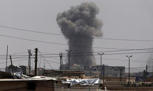 IS tấn công khủng bố đại sứ quán Iraq ở Afghanistan