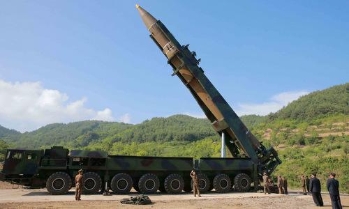 Bốn thành phần chủ chốt trên tên lửa xuyên lục địa Triều Tiên