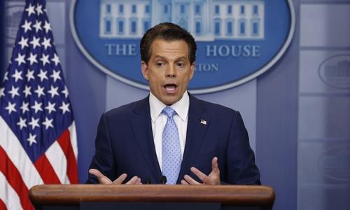 Tân giám đốc truyền thông Nhà Trắng bị sa thải sau 10 ngày