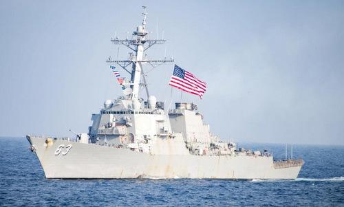 Mỹ điều thêm tàu chiến tới Biển Đông tìm thủy thủ mất tích