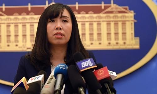 Việt Nam lấy làm tiếc trước phát ngôn của Đức về Trịnh Xuân Thanh