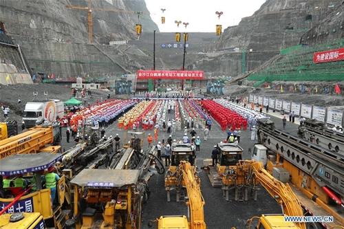 Trung Quốc xây trạm thủy điện lớn thứ hai thế giới - Ảnh minh hoạ 2