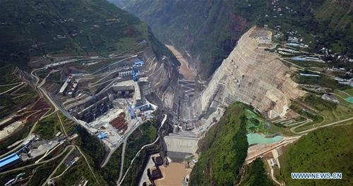 Trung Quốc xây trạm thủy điện lớn thứ hai thế giới