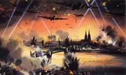 Chiến dịch dội bão lửa xuống thành phố Đức của 1.000 oanh tạc cơ Anh